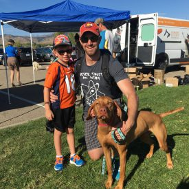 Doggie Dash 2018 Family